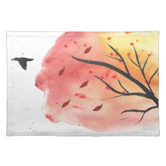 Autumn Flight Placemat