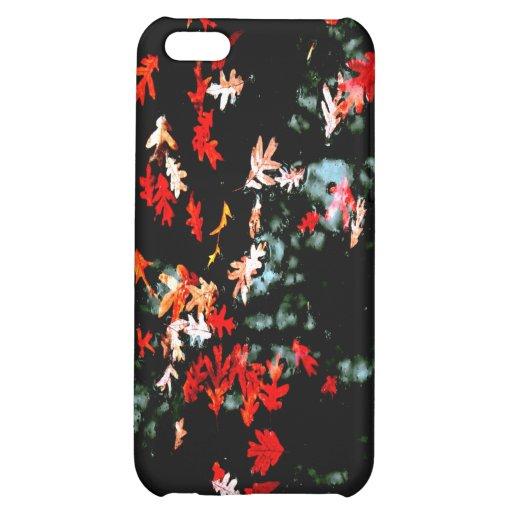 Autumn Float photo iPhone case iPhone 5C Covers