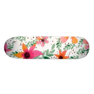 Autumn Flora Skateboard Deck