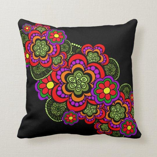 Autumn Floral 2 Pillow