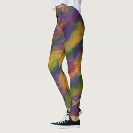 Autumn Flow Leggings