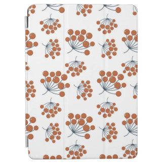 Autumn Flower Pattern iPad Air Cover