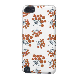 Autumn Flower Pattern iPod Touch 5G Case