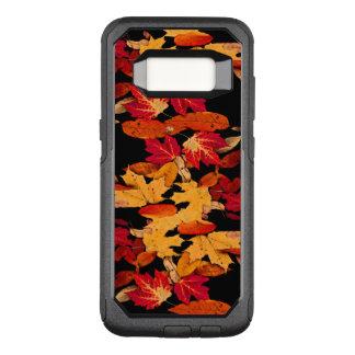 Autumn Foliage Red Yellow Brown Orange OtterBox Commuter Samsung Galaxy S8 Case