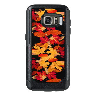 Autumn Foliage Red Yellow Brown Orange OtterBox Samsung Galaxy S7 Case