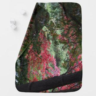 Autumn Forest Baby Blanket