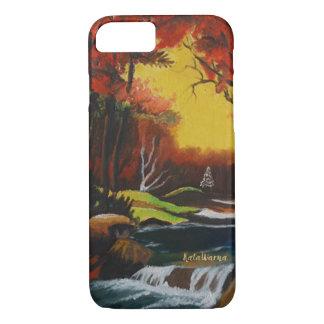 Autumn Forest 🍂 Case Premium Painting iPhone 8/7