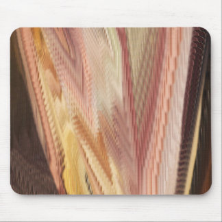 Autumn Fountain Mouse Pad
