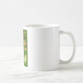 Autumn fruits coffee mug