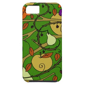 Autumn fruits iPhone 5 cases