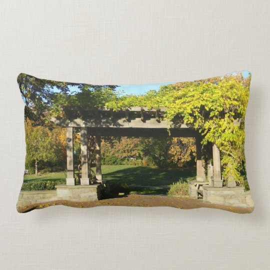 Autumn Garden Pillow