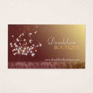 Autumn Glitters Unique Fashion Boutique Business Business Card
