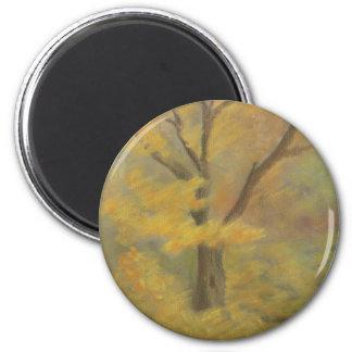 Autumn Gold Magnet