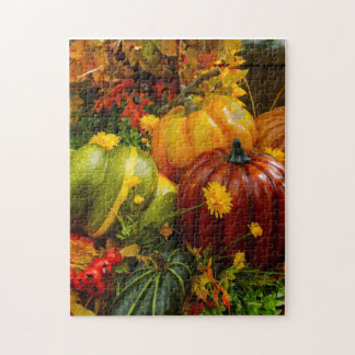 Autumn Grouping Jigsaw Puzzle