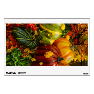 Autumn Grouping Wall Decal