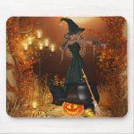 Autumn Halloween Witch