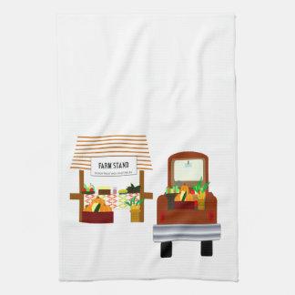 Autumn Harvest Kitchen Towel