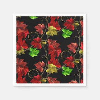 Autumn Harvest Napkins Paper Napkin