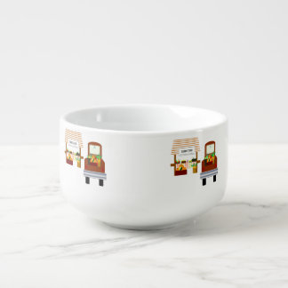 Autumn Harvest Soup Mug