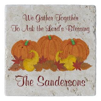 Autumn Harvest Thanksgiving Trivet