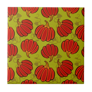 Autumn harvest tile