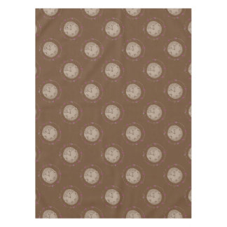 Autumn hedgehog tablecloth