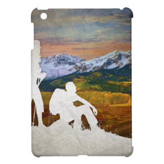Autumn hike case for the iPad mini