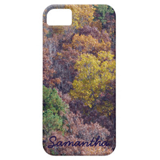 Autumn Hillside iPhone 5 Cover