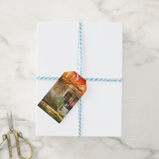 Autumn - Home is where your story begins Gift Tags
