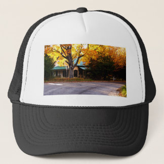 Autumn House Trucker Hat