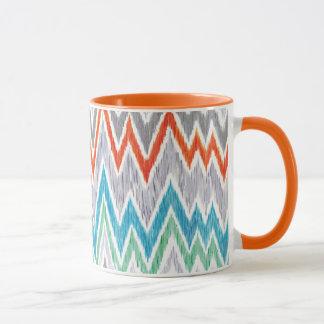 Autumn Ikat Mug