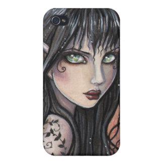 Autumn Imp Fairy iPhone Case iPhone 4 Cases