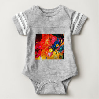 autumn impression baby bodysuit