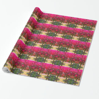 Autumn  Impression Wrapping Paper