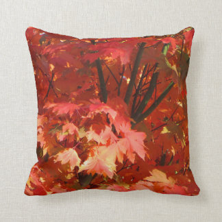 Autumn in Canberra double-sided Pillow