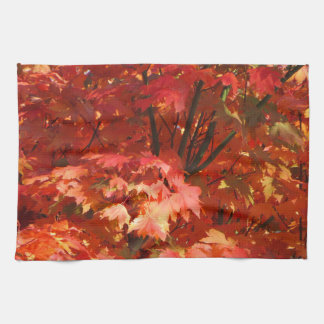 Autumn in Canberra Hand Towel