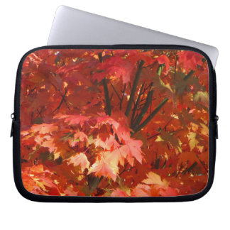 Autumn in Canberra Laptop Computer Sleeve