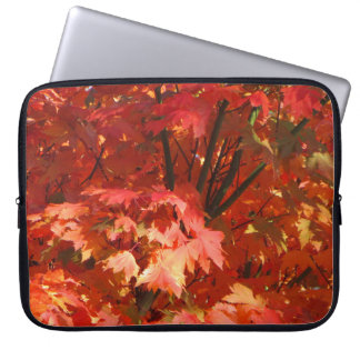 Autumn in Canberra Laptop Sleeve