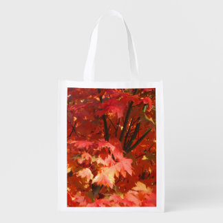 Autumn in Canberra Reusable Grocery Bag