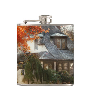 Autumn - In every fairy tale Hip Flask