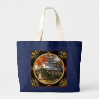 Autumn - In every fairy tale Large Tote Bag