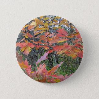 Autumn In Maine 2 Inch Round Button