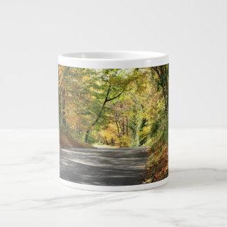 Autumn in New England Large Coffee Mug