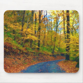 Autumn In Pennsylvania Mouse Pad