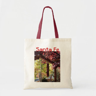Autumn in Santa Fe Tote Bag