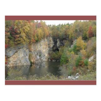 Autumn in the Blue Ridge Mountains Postcard
