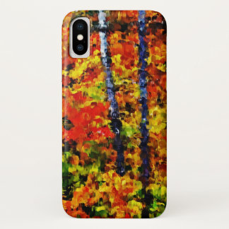 Autumn in the Forest | Painting Art #2 Case-Mate iPhone Case