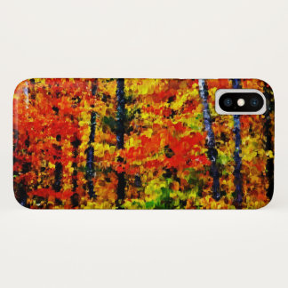 Autumn in the Forest | Painting Art Case-Mate iPhone Case