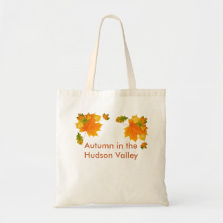 Autumn in the Hudson Valley Tote Budget Tote Bag