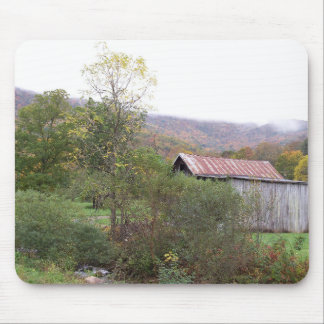 Autumn in the Mountains mouse pad